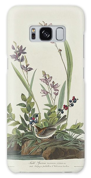 Field Sparrow Galaxy Case