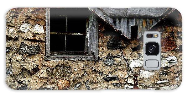 Field Stone Barn Galaxy Case