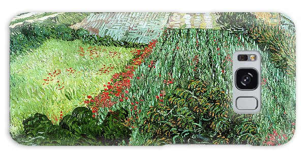 Rural Galaxy S8 Case - Field With Poppies by Vincent Van Gogh
