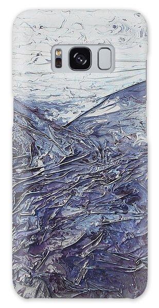 Fields Of Lavender Galaxy Case
