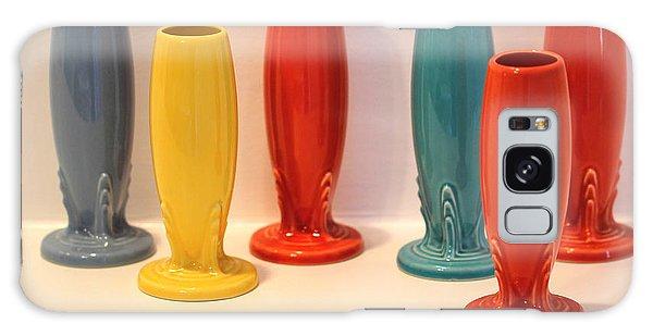 Fiestaware Bud Vases Galaxy Case
