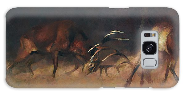 Fighting Stags I. Galaxy Case