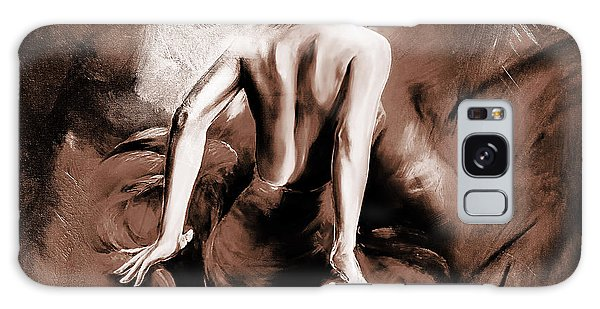 Figurative Art 007b Galaxy Case