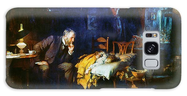 Fildes The Doctor 1891 Galaxy Case