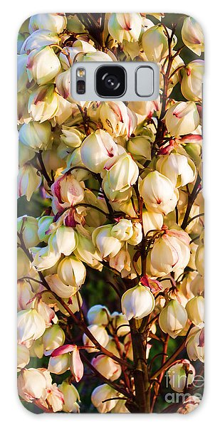 Filled With Joy Galaxy Case by Roberta Byram