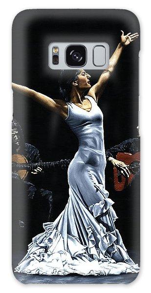 Dance Galaxy Case - Finale Del Funcionamiento Del Flamenco by Richard Young