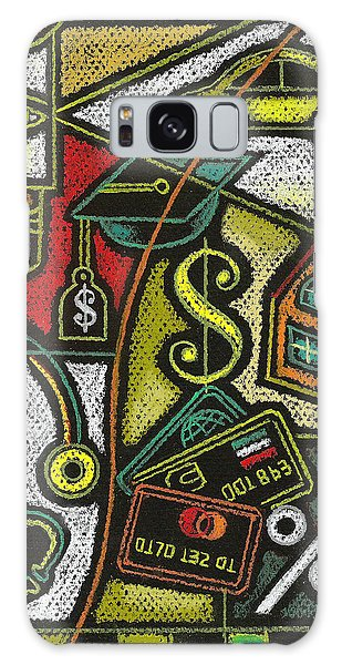 Finance And Medical Career Galaxy Case