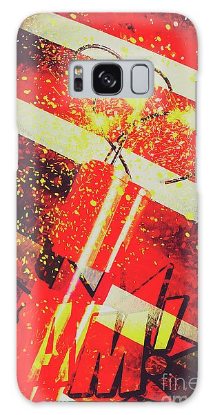 Weapons Galaxy Case - Financial Meltdown Coming Soon by Jorgo Photography - Wall Art Gallery