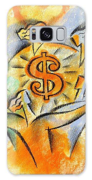 Financial Success Galaxy Case