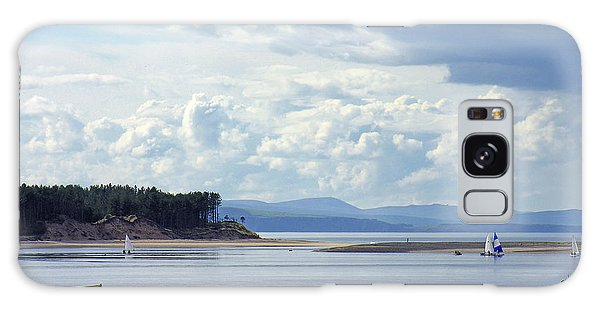 Galaxy Case - Findhorn Bay - Moray Firth by Phil Banks