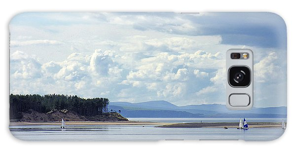 Findhorn Bay - Moray Firth Galaxy Case