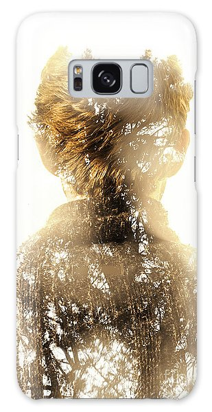 Physical Galaxy Case - Finding Spirit Within by Jorgo Photography - Wall Art Gallery