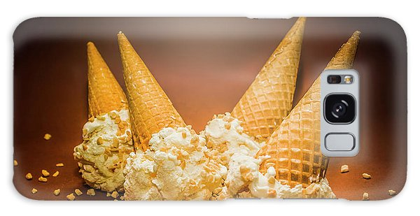 Fine Art Ice Cream Cone Spill Galaxy Case by Jorgo Photography - Wall Art Gallery