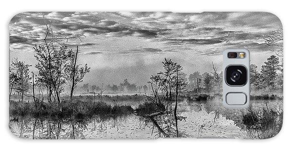 Fine Art Jersey Pines Landscape Galaxy Case