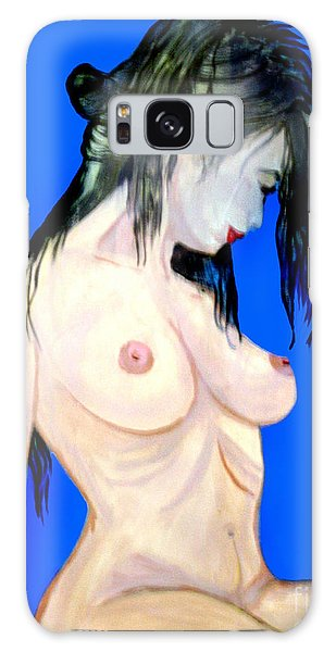Fine Art Nude Galaxy Case by Tbone Oliver