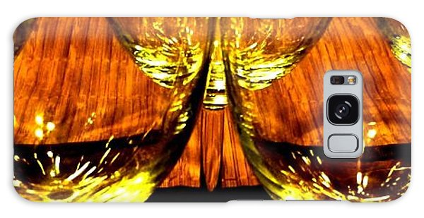 Fine Wine And Dine 3 Galaxy Case