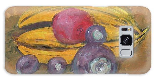 Fingerpainted Fruit Galaxy Case