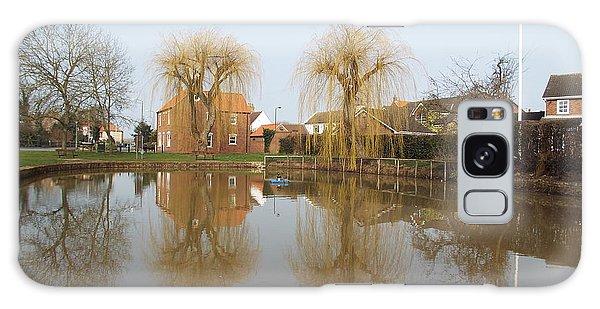 Finningley Pond Galaxy Case