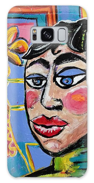Fiona - Vivid Vixen 6 Galaxy Case
