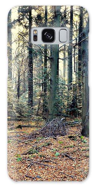 Fir Forest-2 Galaxy Case by Henryk Gorecki