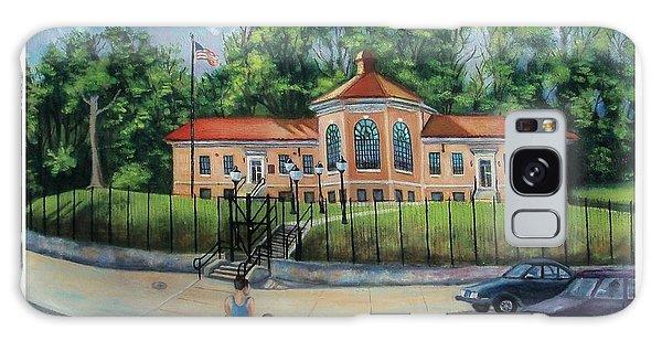 Fire Alarm Telegraph Station F.d.n.y. Building Galaxy Case