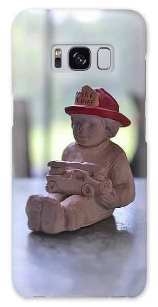 Fire Chief Molded Stone Galaxy Case