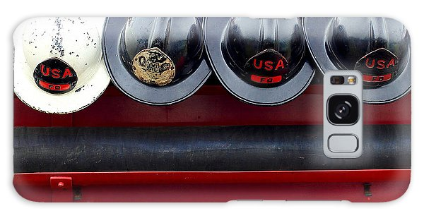 Fire Department Of The Usa Galaxy Case