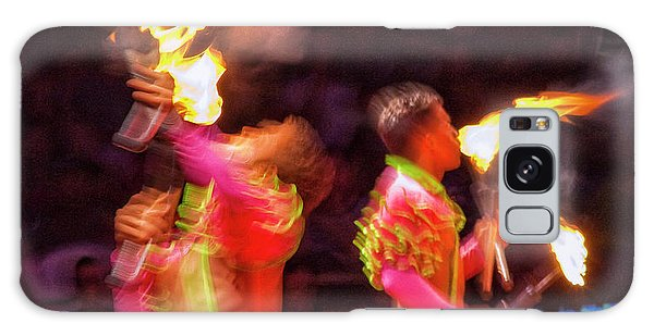 Fire Eaters Galaxy Case