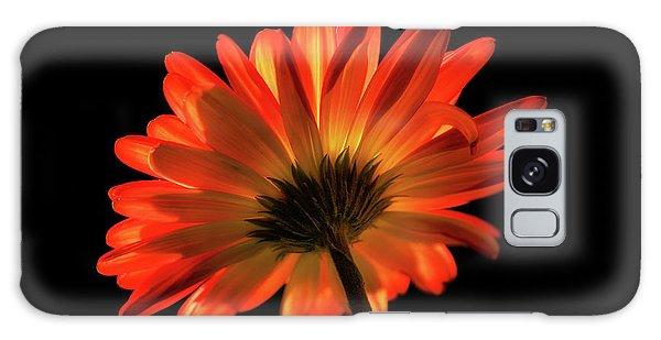 Fire Flower Galaxy Case