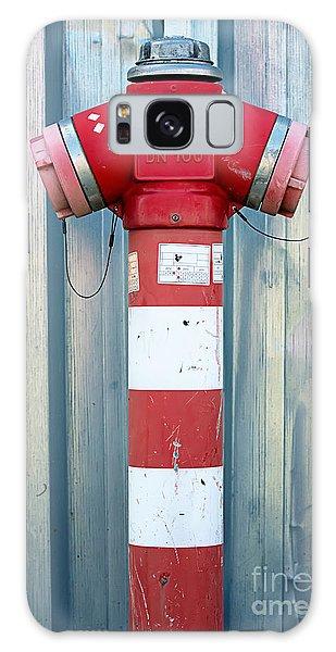 Fire Hydrant Steel Wall Galaxy Case