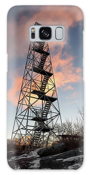 Fire Tower Sky Galaxy Case