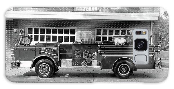Fire Truck Galaxy Case
