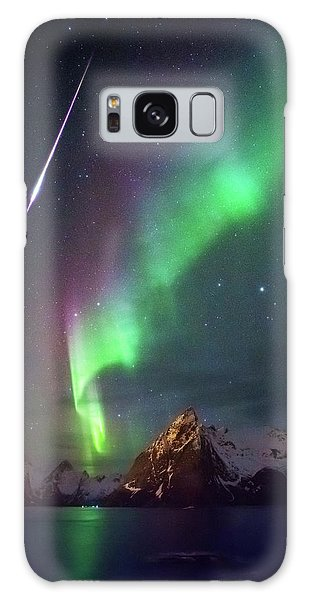 Fireball In The Aurora Galaxy Case
