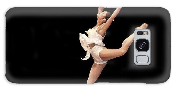 Firebird Ballet Position Galaxy Case