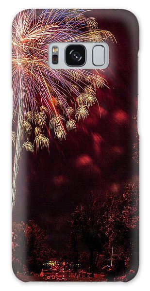 Fired Up Galaxy Case