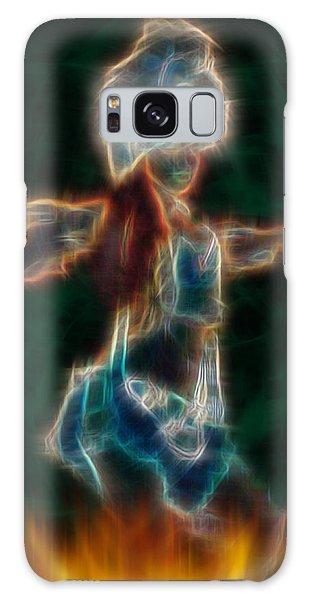 Firedancer Galaxy Case
