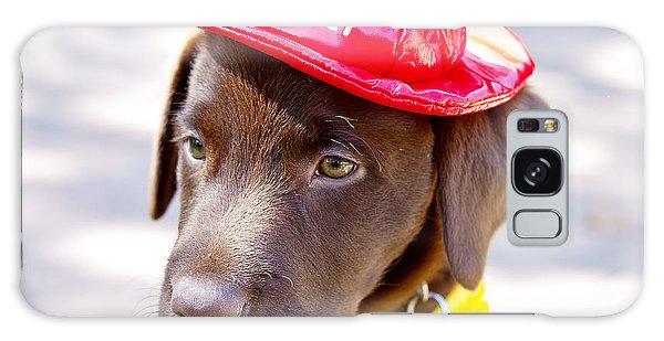 Firefighter Pup Galaxy Case