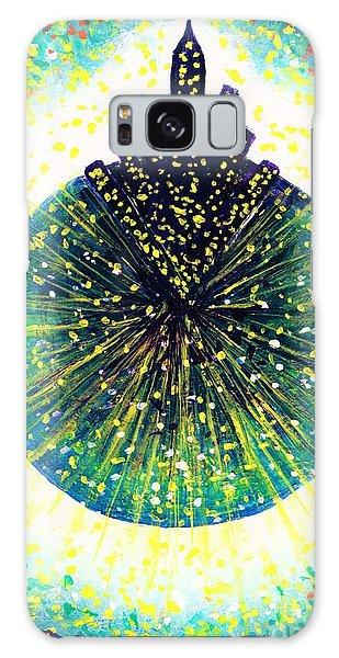 Fireflies  Galaxy Case