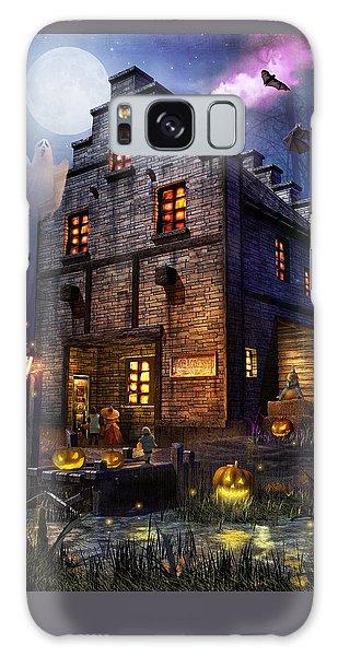 Firefly Inn Halloween Edition Galaxy Case