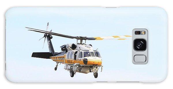 Firehawk In Flight Galaxy Case by Shoal Hollingsworth