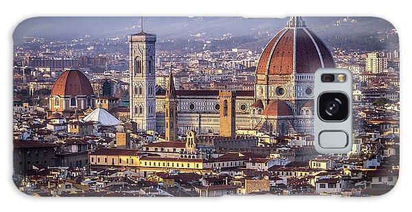 Firenze E Il Duomo Galaxy Case