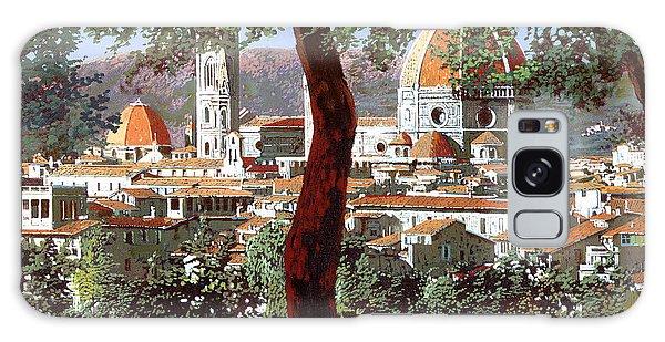 Place Galaxy Case - Firenze by Guido Borelli