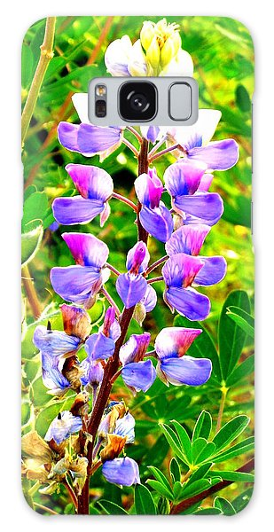 Fireweed Galaxy Case