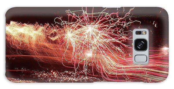 Firework Fantasy  Galaxy Case