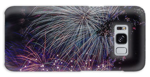 Fireworks 4 Galaxy Case
