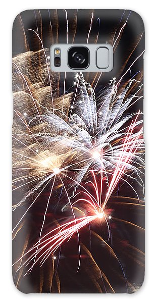 Fireworks Abstract 30 2015 Galaxy Case