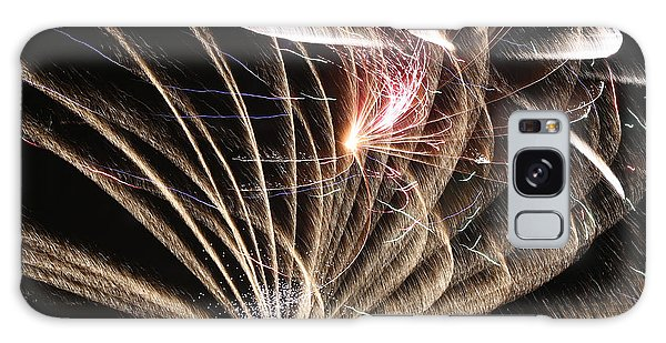 Fireworks Abstract 35 2015 Galaxy Case
