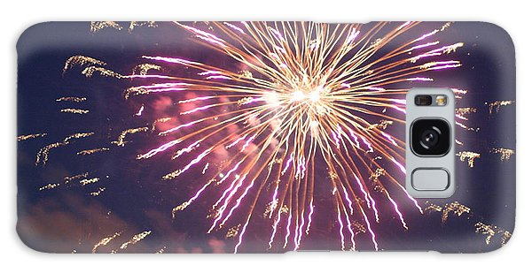 Fireworks In The Park 2 Galaxy Case