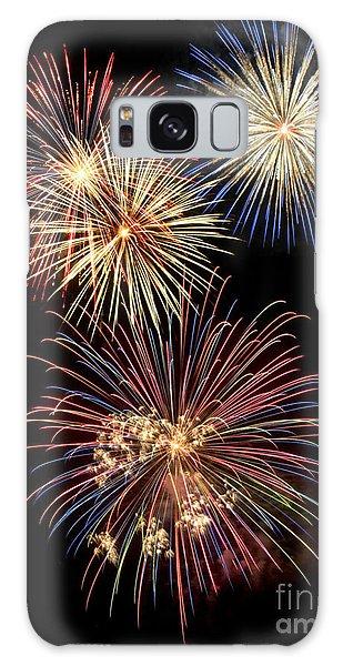 Fireworks Galaxy Case