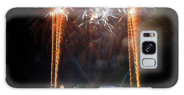 Fireworks Over Cincinnati Galaxy Case
